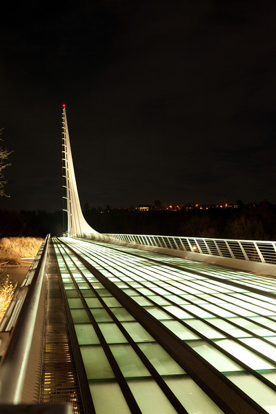 The Sundial Bridge