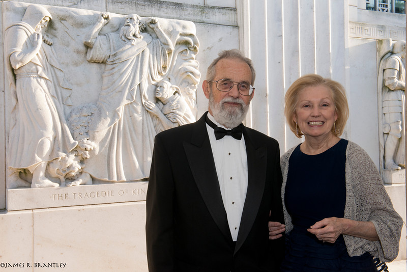 """The annual Folger Gala is held at the Folger Shakespeare Library in Washington, DC on Monday, April 18, 2016.  This year's gala was a grand highlight of 2016, the year marking a continuing  nationwide celebration of 400 years of Shakespeare, """"The Wonder of Will"""". (James R. Brantley)"""