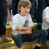 Samedi 21 avril 2012, Promasens, le concert des choeurs d'enfants à l'église. Ici, les Poly'Sons (Le Crêt), dirigés par Viviane Bussmann.