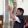 Samedi 21 avril 2012, concert des choeurs paroissiaux. Ici, Jean-Daniel Sciboz dirige le choeur mixte du Crêt.