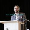 Dimanche 22 avril 2012, le discours de l'expert Philippe Savoy pendant le banquet.