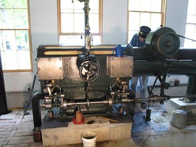 C. H. Brown Engine at CAMA