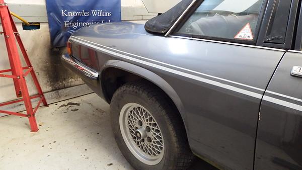 C12SJK - extremely rare 3.6 XJS twin turbo