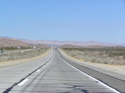 CA Desert
