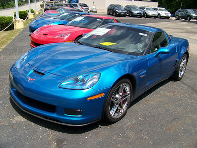 2008 Corvette ZO6