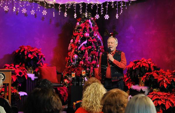 CC Shoud & Christmas Dinner December 6, 2014