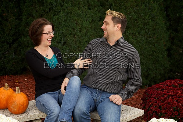 Cleveland Chiropractic Fall Photo Shoot
