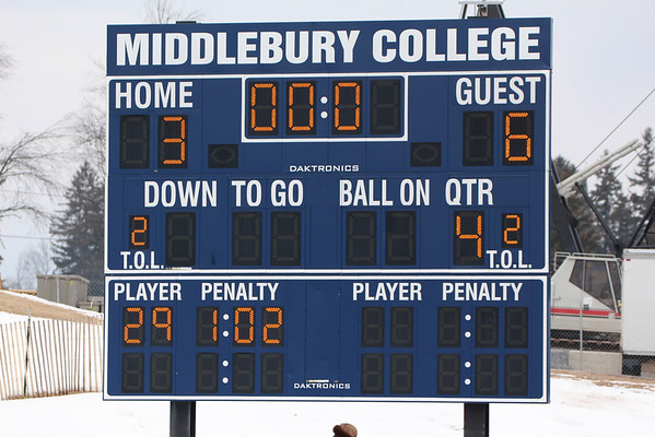 CCML @ Middlebury 3-8-14 6-3 Win