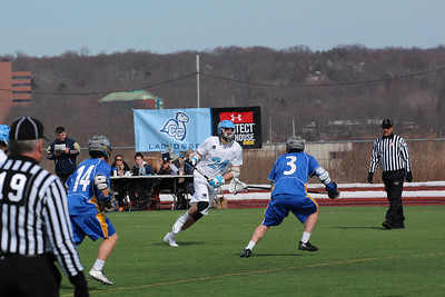 CCML vs RWU 3-1-14 10-4 win @rwu