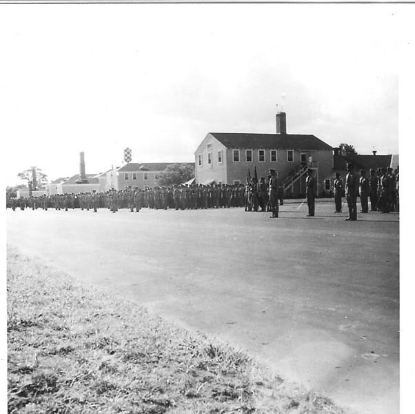 August 1941 - NAS Pensacola, FL - Cadet Regiment