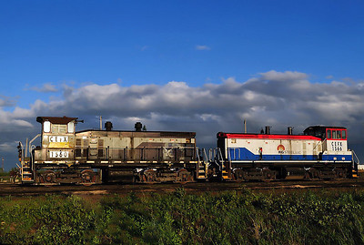 CEFX 1560 & 1566, Montreal, Qc