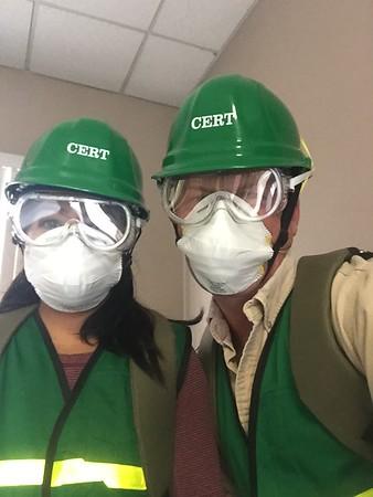 C.E.R.T Training