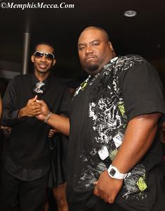 DJ (L) Brownlee (R)