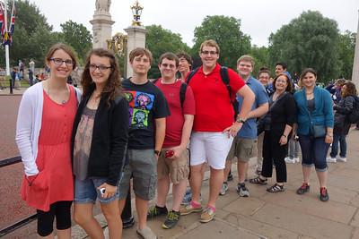 CHA Student Travel Shots by Debra Cole