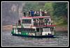 Triple deck tour boat...