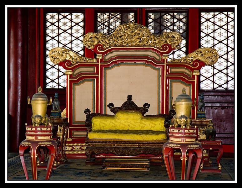 Throne...