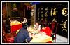 Buddist restaurant...