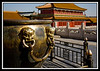 Waler cauldrons, distributed around Forbidden City were in case of fire..