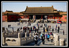 Looking back at Gate of Supreme Harmony...