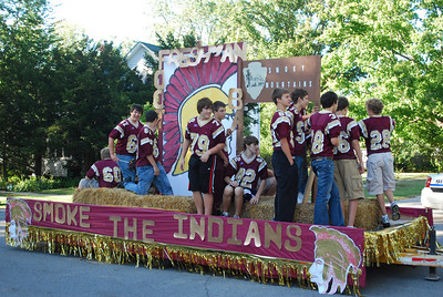 09-24-2010 - CHS Freshman Football Float
