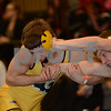 2014 CIML Conference Championships<br /> 138<br /> 1st Place Match - Aaron Meyer (Southeast Polk) 36-3 won by decision over Joe McGinnis (Indianola) 34-8 (Dec 9-4)