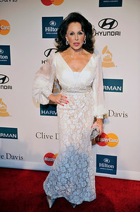 BEVERLY HILLS XXX arrives on the red carpet for The Pre Grammy Gala & Salute to Industry Icons with Clive Davis at the Beverly Hilton Hotel on February 11, 2012(Photo by Valerie Goodloe)