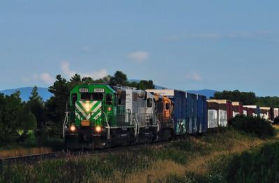 Central Maine & Quebec #1 Farnham Qc Qc 30 July 2014