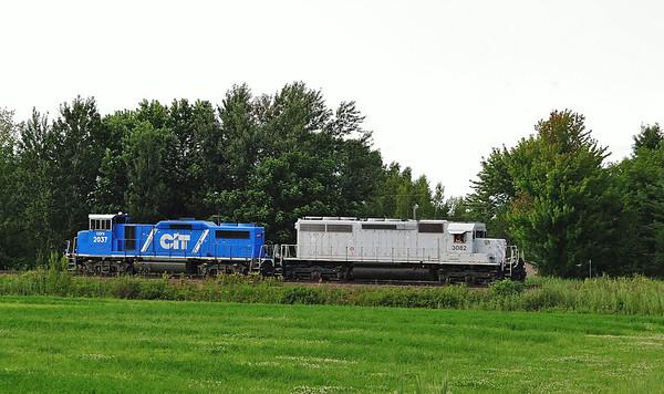 Central Maine & Quebec Work 3082 South Brookport Qc 30 July 2014