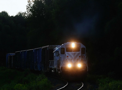 Central Maine & Quebec #2,  Lennoxville Qc July 31 2014