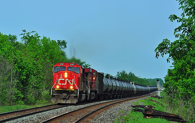 Canadian Pacific #643, Winchester Subdivision, Glen Navis, Ontario