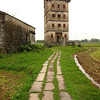 One of the famous Diaolou Towers of Kaiping.