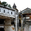 An old school outside of Maoming.