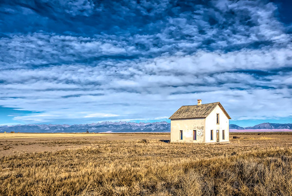 Little White House on the Prairie
