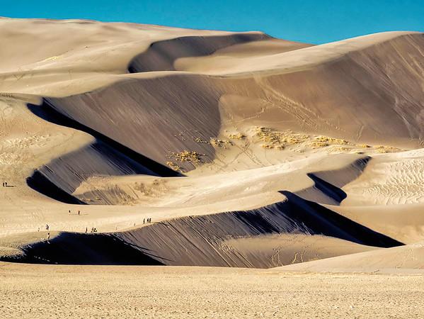 Sand Dunes No. 6