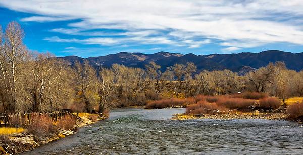 Arkansas River near Salida, CO