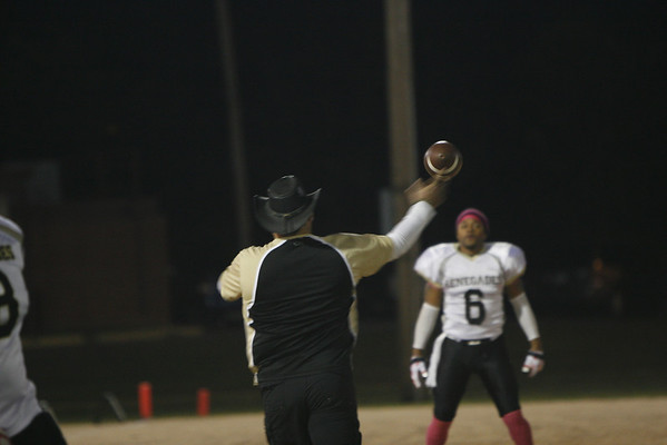 Sneak Peek--2012 CCFL Championship: Carolina Renegades vs. Catawba Hornets, November 3, 2012