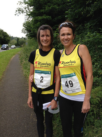 COTSWOLD WAY RELAY 2012
