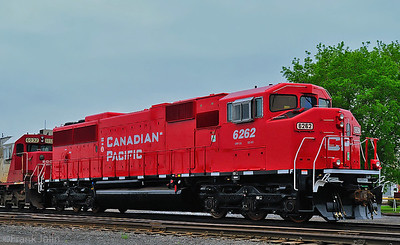 Canadian Pacific #6262 ex-SOO #6062, Montreal, Qc