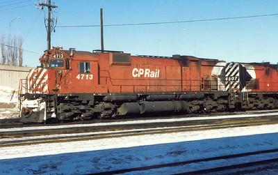M-636 4713 & C-630M 4507 Trois-Rivières Qc