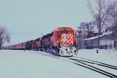 Canadian Pacific Trois-Rivières 1988.