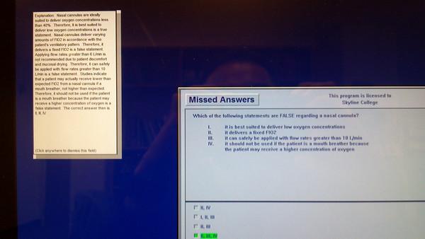 CRT Exam I (160 Questions)