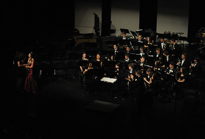 CSHS Spring Band Concert and Music Banquet 2011