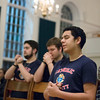 CUA Knights' Mass and Rosary