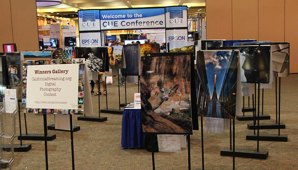 CUE2013-California Streaming Photo Contest