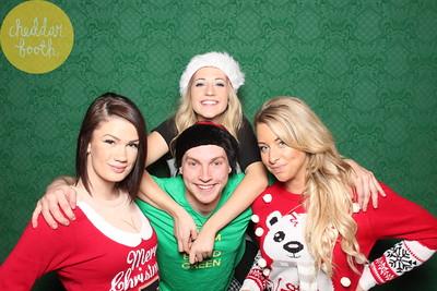 Cactus Club Abbotsford Christmas Pajama Party!