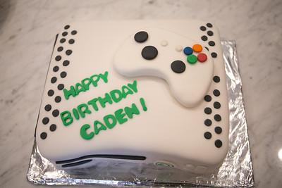 Caden's 9th Birthday Party