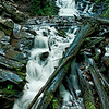 Mingo Falls - Detail