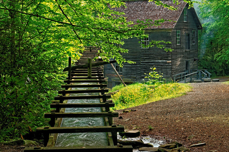 Mingus Mill - GSMNP