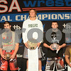 2014 USAW Cadet Freestyle Nationals<br /> Cadet 220<br /> 1st Place Match - Gannon Gremmel (Iowa) over Luke Ready (Michigan) (Dec 8-7)