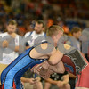 2014 USAW Cadet Freestyle Nationals<br /> 113<br /> Quarterfinal - Ty Agaisse (New Jersey) over Bryce West (Iowa) (Dec 11-6)